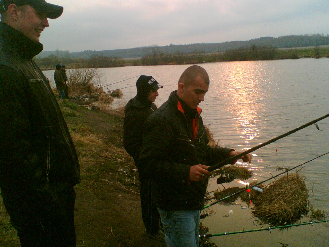 рыбалка в ульяновской области в радищевском районе